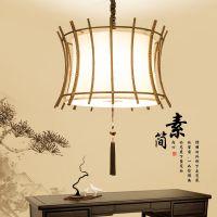 新中式吊灯 客厅餐厅茶楼创意装饰中式灯具