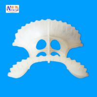 厂价批发塑料散堆填料 规格齐全量大价优聚丙烯PP异鞍环填料