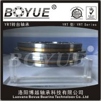 BYRT120(120x210x40mm)转台轴承BOYUE博越轴承超薄壁GCR15材料减速机轴承洛