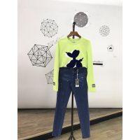 广州一线潮牌CRZ春装 品牌女装店进货渠道 厂家直销