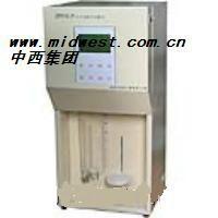 中西dyp 全自动凯氏定氮仪 型号:CN61M/ZDDN-II库号:M303557