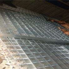 供应北京热镀锌钢格板 水沟盖板篦子 抗压防滑格栅板