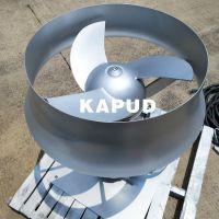 热处理淬火工艺 QJB潜水推流搅拌机 大推力水循环搅拌机
