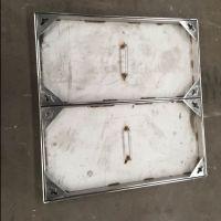 耀恒 批发定制防沉井盖 不锈钢沟盖板
