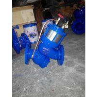 YQ98007 过滤活塞式高度水位控制阀 永嘉精拓阀门