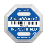 37G原装进口shockwatch2防震标签 冲击指示贴多型号可选