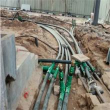黑河新建输油管线,加油站输油管