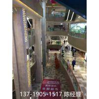 贵阳商场雕花镂空铝单板幕墙吊顶 隔断装饰材料