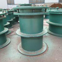 柔性防水套管 12S2柔性穿墙套管 A型B型柔性防水套管 柔性套管生产厂家