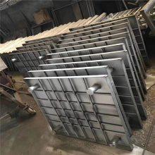 新云 厂家供应不锈钢电力通信井盖 隐形装饰 雨水井盖
