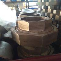 供应现货螺纹活接头/短节/管箍等承插管件 碳钢 20#