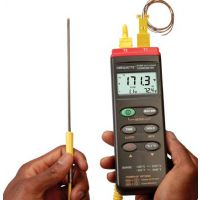 HH306A 带K型热电偶的数据记录器温度计 Omega欧米茄