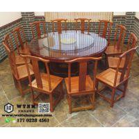 天津饭桌圆形连体转台玻璃转盘,钢化玻璃转盘餐桌,来样定制