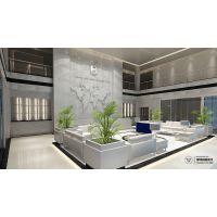 公司大门及大厅空间设计|室内设计|装潢设计