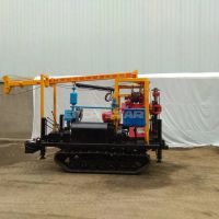 厂家热销公路勘测钻机岩芯水井钻机艾维思达专门定制