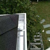 鞍山成品天沟彩铝雨水槽厂家屋面排水