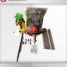 厂家热销背包取芯钻机金林机械手持式SL-20型冲击式钻机