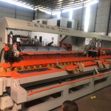 陶易达HZJ-2陶瓷干式切割磨边生产线