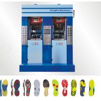 东莞东瑞全自动直压式双色TR节能鞋底机生产厂家