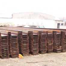 云南9米钢板桩施工租赁,6米、12米拉森钢板桩