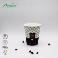 PLA环保纸杯定制,100%可降解