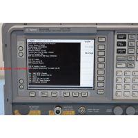 出售回收E4401B/E4402B/E4403B/E4404B/E4405B/E4408B频谱分析仪