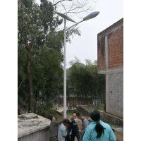 广西荔浦6米路灯厂 荔浦太阳能LED路灯价格