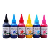 绿彩热转印墨水厂家 热升华专用墨水 环保热转印墨水和染料墨水