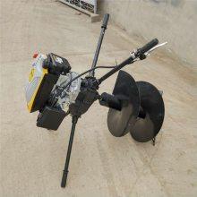 新型螺旋式植树挖坑机 启航 快速高效植树挖坑机 螺旋钻洞机
