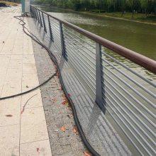 耀恒 供应路桥不锈钢护栏扶手不锈钢栏杆防撞实心钢板桥梁立柱