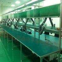 深圳平板流水线\木板线\防静电工作台正隆鑫自动化流水线设备直销