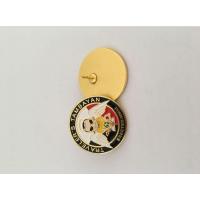 牡丹江市铜质胸章批发佳木斯金属徽章定制