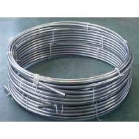 广东现货316L精密不锈钢软管 耐磨耐高温毛细软盘管