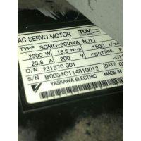昆山安川伺服电机维修SGMG-30VWA-NJ11 议价