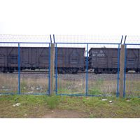 厂家现货直销 框架铁丝网围栏 铁路围栏网 铁路安全隔离栏 河北厂家