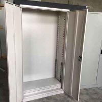 宁波艾鼎厂家直销GYG-004钢制简约更衣柜 双开门宿舍储物柜