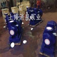 厂家供应 ISW80-125A 卧式管道循环增压管道泵 供水加压泵