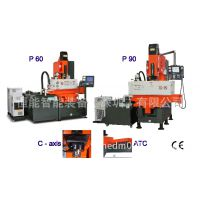 CNC 系列 :台湾三贵矽粉放电油两用电火花加工机 P60 / P90
