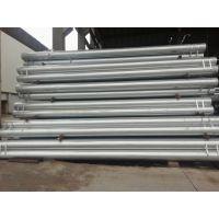 镀锌管6寸*4.5mm现货供应 Q235 高品质镀锌层
