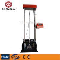 东莞 EN20344-2011标准 气动式钢头冲击试验机安全鞋头防砸试验机