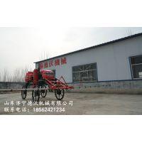 新型水田专用打药机 四轮自走式水稻打药机供应商