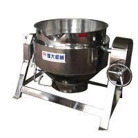 发泡颗粒夹层锅 卤肉蒸煮锅 夹层锅多少钱