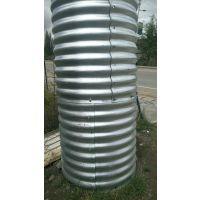 新疆贝尔克金属波纹管涵施工前应做好哪些准备