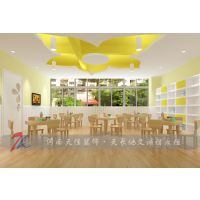 洛阳宜阳幼儿园装修公司—洛阳宜阳幼儿园设计有梦就是孩子