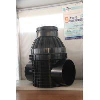 【山东厂家】 供应HDPE承插式塑料井 市政塑料检查井1000