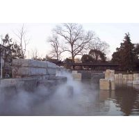 专注观光苗圃造雾喷头园林雾森加湿大批量供应