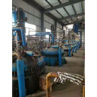 5-10吨搪瓷反应釜 就成新 现在可以看货需要设备 联系梁山泉诚二手化工