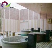 陶瓷泡澡缸 浴场温泉洗浴缸洗澡大缸
