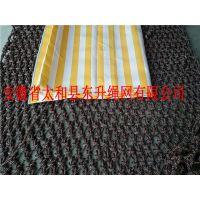 尼龙网防坠网攀爬网生产供应