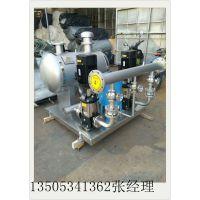 不锈钢无负压变频供水设备 隔膜式自动供水设备 功能